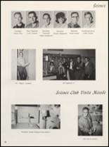 1965 Clyde High School Yearbook Page 56 & 57