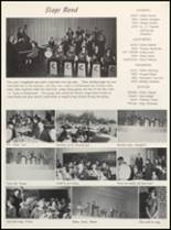 1965 Clyde High School Yearbook Page 58 & 59