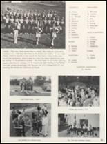 1965 Clyde High School Yearbook Page 60 & 61