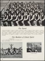 1965 Clyde High School Yearbook Page 70 & 71