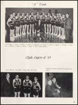 1965 Clyde High School Yearbook Page 82 & 83