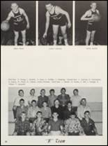 1965 Clyde High School Yearbook Page 86 & 87