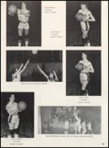 1965 Clyde High School Yearbook Page 88 & 89