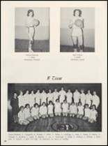 1965 Clyde High School Yearbook Page 92 & 93