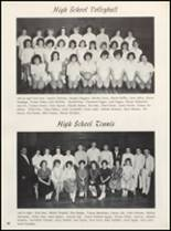 1965 Clyde High School Yearbook Page 94 & 95