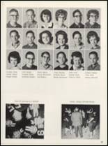 1965 Clyde High School Yearbook Page 96 & 97