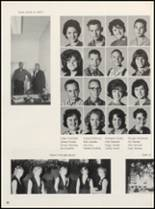 1965 Clyde High School Yearbook Page 98 & 99