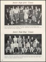 1965 Clyde High School Yearbook Page 110 & 111