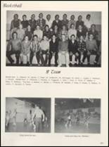 1965 Clyde High School Yearbook Page 114 & 115