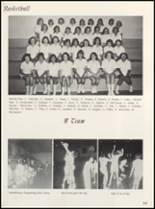 1965 Clyde High School Yearbook Page 116 & 117