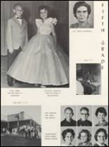 1965 Clyde High School Yearbook Page 122 & 123