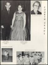 1965 Clyde High School Yearbook Page 128 & 129