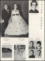 1965 Clyde High School Yearbook Page 132 & 133