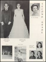 1965 Clyde High School Yearbook Page 136 & 137