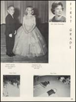 1965 Clyde High School Yearbook Page 142 & 143