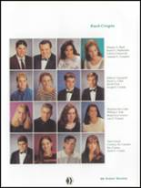 1996 Derry Area High School Yearbook Page 72 & 73