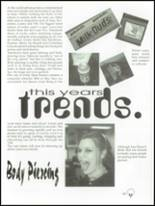 1996 Derry Area High School Yearbook Page 166 & 167