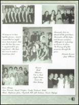 1996 Derry Area High School Yearbook Page 242 & 243