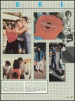 1986 Alhambra High School Yearbook Page 14 & 15