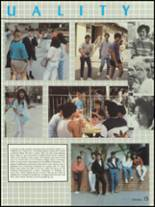 1986 Alhambra High School Yearbook Page 18 & 19