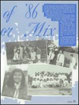 1986 Alhambra High School Yearbook Page 24 & 25