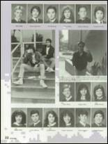 1986 Alhambra High School Yearbook Page 42 & 43