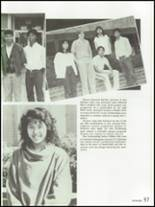 1986 Alhambra High School Yearbook Page 60 & 61