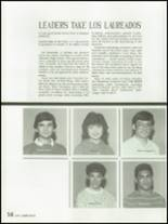 1986 Alhambra High School Yearbook Page 62 & 63