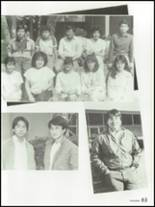 1986 Alhambra High School Yearbook Page 66 & 67