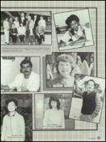 1986 Alhambra High School Yearbook Page 84 & 85