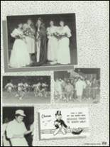 1986 Alhambra High School Yearbook Page 92 & 93