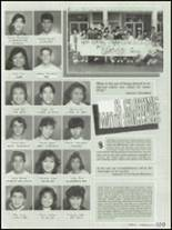 1986 Alhambra High School Yearbook Page 112 & 113