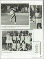 1986 Alhambra High School Yearbook Page 166 & 167