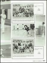 1986 Alhambra High School Yearbook Page 168 & 169