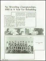 1986 Alhambra High School Yearbook Page 174 & 175