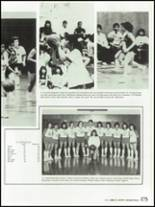 1986 Alhambra High School Yearbook Page 178 & 179