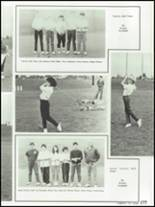 1986 Alhambra High School Yearbook Page 180 & 181