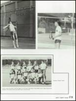 1986 Alhambra High School Yearbook Page 182 & 183