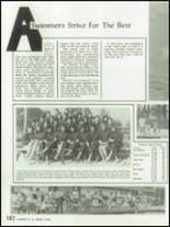 1986 Alhambra High School Yearbook Page 186 & 187