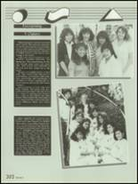 1986 Alhambra High School Yearbook Page 206 & 207