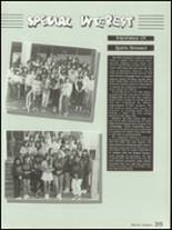 1986 Alhambra High School Yearbook Page 218 & 219