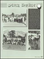 1986 Alhambra High School Yearbook Page 220 & 221