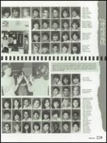 1986 Alhambra High School Yearbook Page 232 & 233