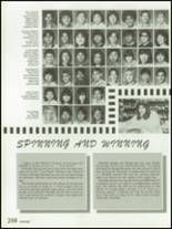 1986 Alhambra High School Yearbook Page 240 & 241
