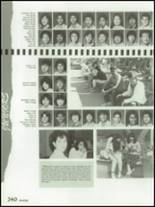 1986 Alhambra High School Yearbook Page 244 & 245