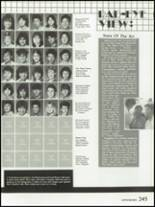 1986 Alhambra High School Yearbook Page 248 & 249