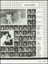 1986 Alhambra High School Yearbook Page 250 & 251
