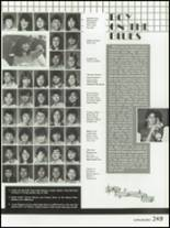 1986 Alhambra High School Yearbook Page 252 & 253
