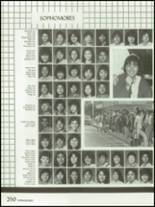1986 Alhambra High School Yearbook Page 254 & 255