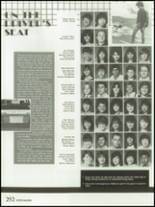 1986 Alhambra High School Yearbook Page 256 & 257